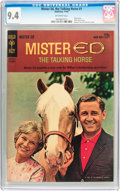 Silver Age (1956-1969):Humor, Mister Ed, The Talking Horse #1 (Gold Key, 1962) CGC NM 9.4 Off-white pages....