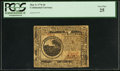 Colonial Notes:Continental Congress Issues, Continental Currency May 9, 1776 $6 PCGS Very Fine 25.. ...