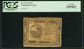 Colonial Notes:Continental Congress Issues, Continental Currency November 29, 1775 $6 PCGS Very Fine 25PPQ.....