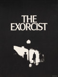 "Movie Posters:Horror, The Exorcist (Warner Brothers, 1973). Special Poster (18.5"" X 24.5""). ..."