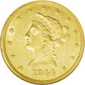 Liberty Eagles: , 1844-O $10 MS60 NGC. An extremely low mintage at thePhiladelphia Mint leads to the opinion of many that the 1844year ...