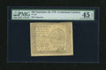 Colonial Notes:Continental Congress Issues, Continental Currency September 26, 1778 $60 PMG Choice ExtremelyFine 45 EPQ....