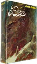 Books:Signed Editions, Frank Herbert: First Edition of Dune with Herbert TypedLetter Signed Laid In (Philadelphia: Chilton Books, 1965), f...(Total: 1 Item)