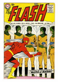 The Flash #105 (DC, 1959) Condition: Apparent FN/VF