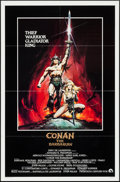 "Movie Posters:Action, Conan the Barbarian (20th Century Fox, 1982). International OneSheet (27"" X 41""). Action.. ..."