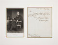 Autographs:U.S. Presidents, William Henry Harrison Scarce Autograph Letter Signed as President-Elect....