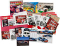 Miscellaneous Collectibles:General, Kenny Schrader Fan Pack....