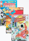 Modern Age (1980-Present):Superhero, DC Modern Age Superhero Related Long Box Group (DC, 1980s-90s)Condition: Average VF/NM....