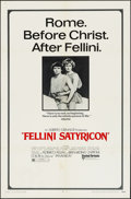 """Movie Posters:Foreign, Fellini Satyricon & Others Lot (United Artists, 1970). One Sheets (4) (27"""" X 41""""). Foreign.. ... (Total: 4 Items)"""