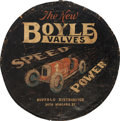 Miscellaneous Collectibles:General, 1929 Boyle Valve Tire Cover....