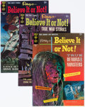 Silver Age (1956-1969):Horror, Ripley's Believe It Or Not Group of 42 (Gold Key, 1967-75)Condition: Average VF.... (Total: 42 Comic Books)