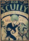 Platinum Age (1897-1937):Miscellaneous, Bob Scully, The Two-Fisted Hick Detective #nn (Humor Publishing Corp., 1933) Condition: VG-....