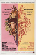 "Movie Posters:War, None But the Brave & Other Lot (Warner Brothers, 1965). One Sheets (2) (27"" X 41""). War.. ... (Total: 2 Items)"