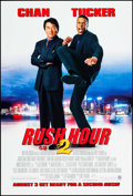 "Movie Posters:Action, Rush Hour 2 (New Line, 2001). One Sheets (3) (27"" X 40"") SS Advance Styles. Action.. ... (Total: 3 Items)"