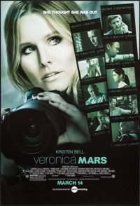"""Veronica Mars & Others Lot (Warner Brothers, 2014). One Sheets (3) (27"""" X 40"""") DS Advance & Re..."""