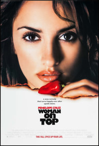 """Woman on Top & Others Lot (Fox Searchlight, 2000). One Sheets (4) (27"""" X 41"""") SS Advance. Comedy..."""
