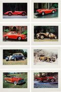 Miscellaneous Collectibles:General, Circa 1970's Kenwood Ear Conditioned Driving Club Prints Lot of8....