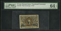 Fractional Currency:Second Issue, Fr. 1233 5¢ Second Issue PMG Choice Uncirculated 64 EPQ.. ...