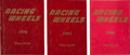 Miscellaneous Collectibles:General, 1950-52 Racing Wheels Bound Magazine Volumes Lot of 3....