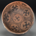 American Indian Art:Pottery, A Pinedale Polychrome Bowl...