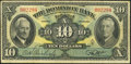 Canadian Currency: , Toronto, ON- The Dominion Bank $10 Jan. 3, 1938 Ch # 220-28-04. ...