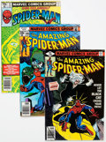 Bronze Age (1970-1979):Superhero, The Amazing Spider-Man Group of 27 (Marvel, 1978-82) Condition:Average NM.... (Total: 27 Comic Books)