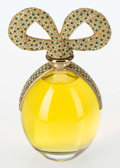 Art Glass:Other , An Elizabeth Taylor Factice Bottle: White Diamonds, circa1991. 10-1/2 inches high (26.7 cm). A PERFUME BO...