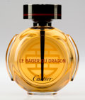 Art Glass:Other , A Cartier Clear Glass Factice Bottle: Le Baiser du Dragon,circa 2003. 9-3/4 inches high (24.8 cm). A PERFUME BOTT...