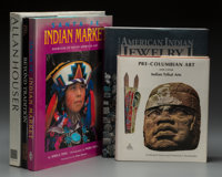 34 Books Related to Southwest and Pre-Columbian Art