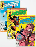 Modern Age (1980-Present):Superhero, Daredevil Group of 26 (Marvel, 1982-93) Condition: Average NM....(Total: 26 Comic Books)