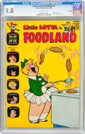 Silver Age (1956-1969):Humor, Little Lotta Foodland #3 File Copy (Harvey, 1964) CGC NM/MT 9.8 Off-white pages....