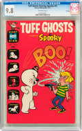 Bronze Age (1970-1979):Cartoon Character, Tuff Ghosts Starring Spooky #41 File Copy (Harvey, 1971) CGC NM/MT 9.8 Off-white pages....