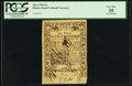 Colonial Notes:Rhode Island, Rhode Island May 1786 6d PCGS Very Fine 35.. ...