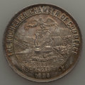 United States, United States: New York. Rochester Chamber of Commerce silver Medal1904 UNC,...