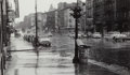 Photographs, Simpson Kalisher (American, b. 1926). Untitled (Rainy Day East 75th Street), 1959. Gelatin silver. 7-7/8 x 13 inches (20...