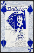 "Movie Posters:Rock and Roll, Elvin Bishop at the Armadillo World Headquarters (AWH, 1975). Concert Poster (11"" X 17""). Rock and Roll.. ..."