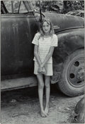 Photographs, William Gedney (American, 1932-1989). Kentucky, 1972.Gelatin silver. 10 x 6-7/8 inches (25.4 x 17.5 cm). Unsigned;titl...
