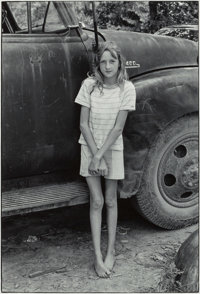 William Gedney (American, 1932-1989) Kentucky, 1972 Gelatin silver 10 x 6-7/8 inches (25.4 x 17.5
