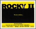 "Movie Posters:Sports, Rocky II & Others Lot (United Artists, 1979). Half Sheets (3) (22"" X 28""). Sports.. ... (Total: 3 Items)"