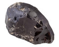Minerals:Cabinet Specimens, Obsidian. Locality Unknown. 4.26 x 2.20 x 2.69 inches (10.83 x5.59 x 6.82 cm). ...