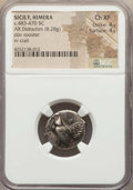 Ancients:Greek, Ancients: SICILY. Himera (ca. 483-470 BC). AR didrachm (8.28gm)....