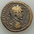 Ancients:Roman Provincial , Ancients: THRACE. Augusta Traiana. Caracalla. AD 198-217. Æ 28mm(15.17 gm)....