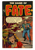 Golden Age (1938-1955):Horror, The Hand of Fate #14 (Ace, 1952) Condition: VF....