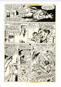 Original Comic Art:Panel Pages, George Tuska and Vince Colletta - World's Finest Comics #252, page15 Original Art (DC, 1974)....