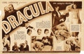 Movie Posters:Horror, Dracula (Universal, 1931). Herald. ...