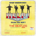 "Movie Posters:Rock and Roll, Help! (United Artists, 1965). Six Sheet (81"" X 81"")...."