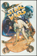 "Movie Posters:Science Fiction, Star Wars: The First Ten Years (Killian Enterprises, 1987).Autographed Limited Edition Print (27"" X 41""). Science Fiction...."