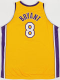Basketball Collectibles:Uniforms, Kobe Bryant Signed Los Angeles Lakers Jersey....