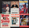 Baseball Collectibles:Publications, Baseball Greats Signed Books Lot of 6. ...