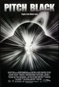 """Pitch Black & Other Lot (USA Films, 2000). One Sheets (2) (27"""" X 4"""") DS. Science Fiction. ... (Total:..."""